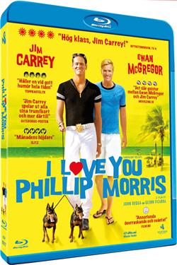 I Love You Phillip Morris (beg hyr blu-ray)