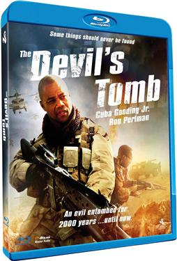 Devil's Tomb (beg hyr blu-ray)