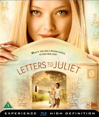 Letters to Juliet (beg hyr blu-ray)