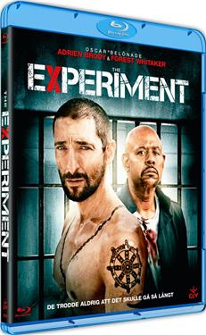 Experiment (beg blu-ray)