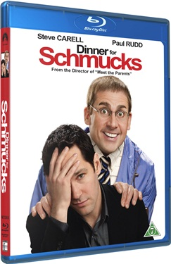 Dinner for Schmucks (beg hyr blu-ray)