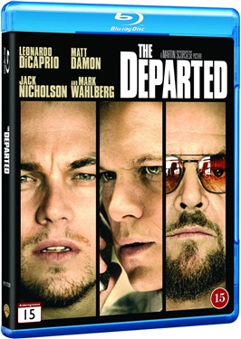Departed (beg blu-ray)