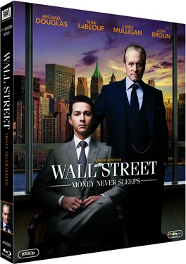 Wall Street: Money Never Sleeps  (beg Hyr blu-ray)