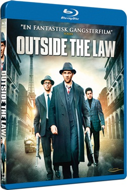 Outside the Law (beg hyr blu-ray)
