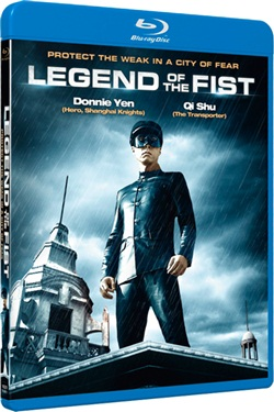 Legend of the Fist (beg hyr blu-ray)