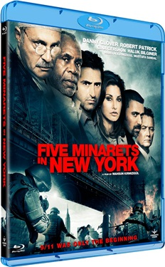 Five Minarets in New York (beg hyr blu-ray)