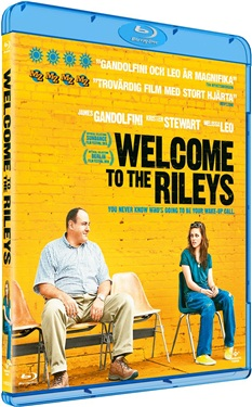 Welcome to the Rileys (beg hyr blu-ray)