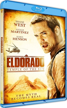 Eldorado - Temple of the Sun (beg blu-ray)
