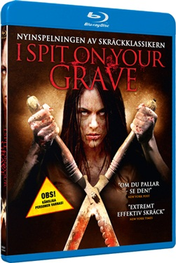 I Spit on Your Grave - 2010 (beg blu-ray)