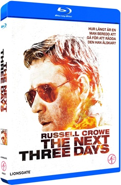 Next Three Days (beg Hyr blu-ray)