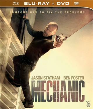 Mechanic (Beg hyr blu-ray)