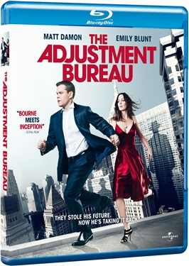 Adjustment Bureau (blu-ray)