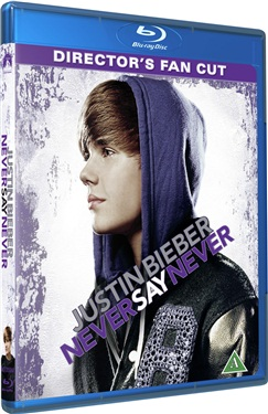 Justin Bieber: Never Say Never (BEG BLU-RAY)
