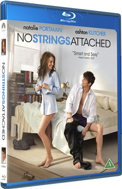 No Strings Attached (beg hyr bluray)