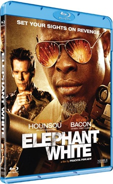 Elephant White (beg blu-ray)