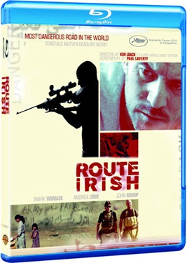 Route Irish (BEG HYR blu-ray)