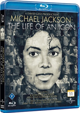 Michael Jackson: The Life of an Icon (BEG HYR BLU-RAY)