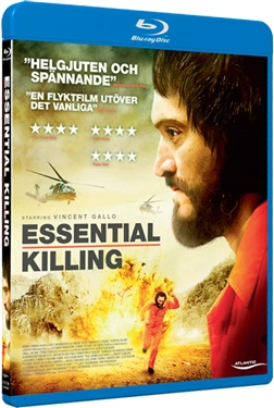 Essential Killing (beg hyr blu-ray)