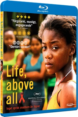 Life, Above All (beg hyr blu-ray)