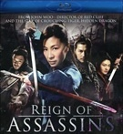 Reign of Assassins (beg hyr blu-ray)