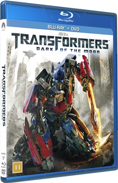 Transformers 3 - dark of the moon (BEG blu-ray)