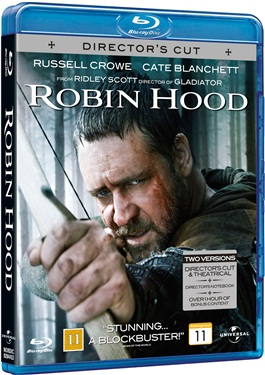 Robin Hood (2010) - Director's Cut  (beg blu-ray)