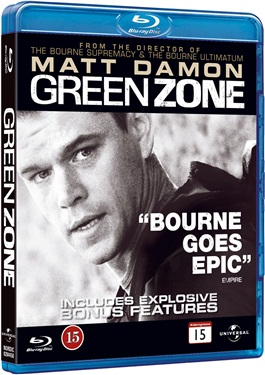 Green Zone (beg hyr blu-ray)