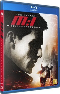 Mission: Impossible (beg blu-ray)