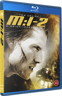 Mission: Impossible 2 (beg blu-ray)