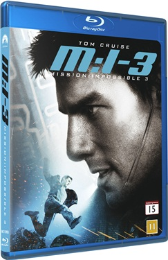 Mission: Impossible 3 (beg blu-ray)