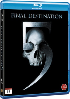 Final Destination 5 (beg hyr blu-ray)