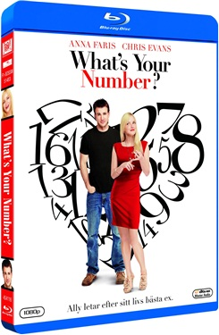 What's Your Number? (beg Hyr blu-ray)