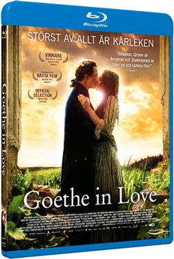 Goethe in Love (beg hyr blu-ray)