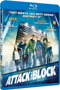 Attack the Block (BEG BLU-RAY)