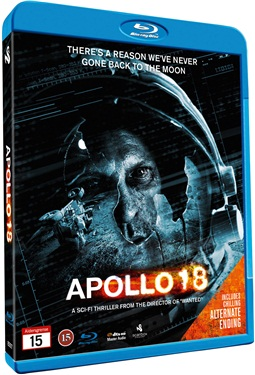 Apollo 18 (beg hyr blu-ray)