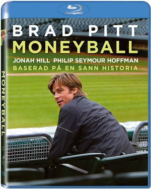 Moneyball (beg Hyr blu-ray)
