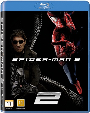Spider-Man 2 (beg blu-ray)