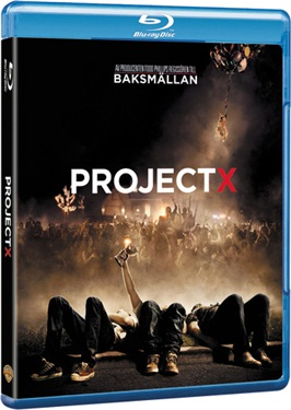 Project X (beg hyr blu-ray)