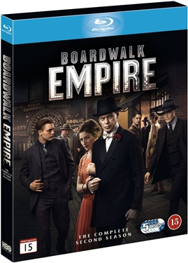 Boardwalk Empire - Säsong 2 (blu-ray)