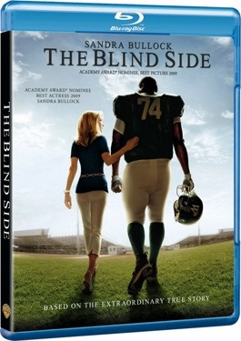 Blind Side (beg HYR blu-ray)