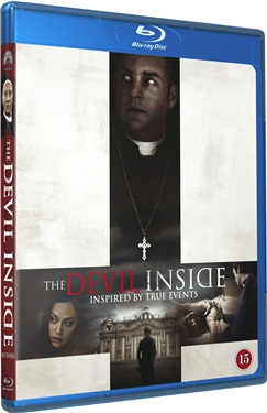 Devil Inside(beg blu-ray)
