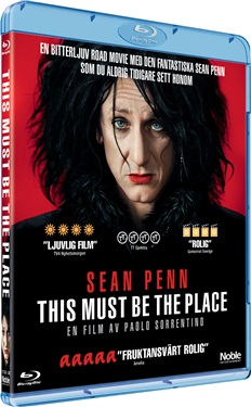 This Must Be the Place (beg blu-ray)