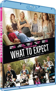 What to Expect (beg hyr blu-ray)