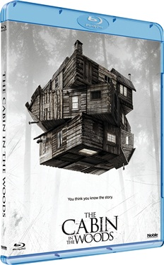 Cabin in the Woods (beg blu-ray)