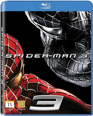 Spider-Man 3(beg blu-ray)