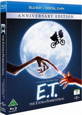 E.T. The Extra-Terrestrial (beg blu-ray)