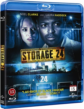 Storage 24  (beg hyr blu-ray)