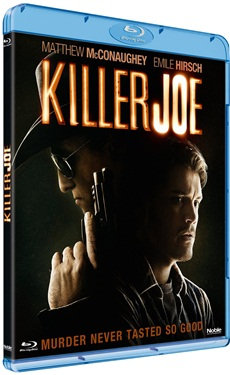 Killer Joe (BEG HYR BLU-RAY)