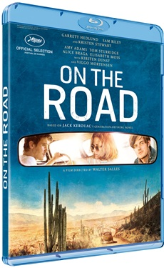 On the Road (beg hyr blu-ray)