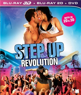 Step Up Revolution (BEG BLU-RAY)